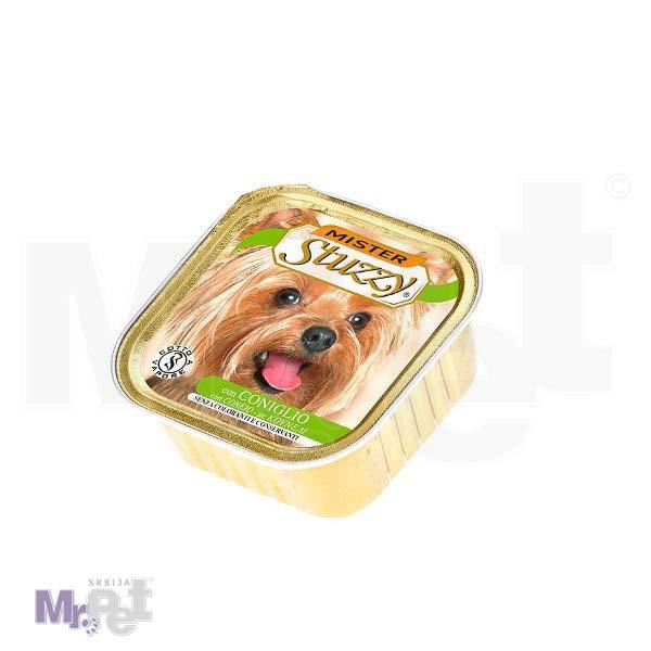 STUZZY Mister Dog hrana za pse zec
