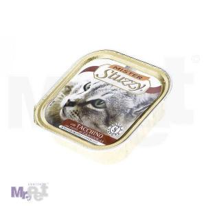 STUZZY Mister Cat hrana za mačke ćuretina, grašak i šargarepa