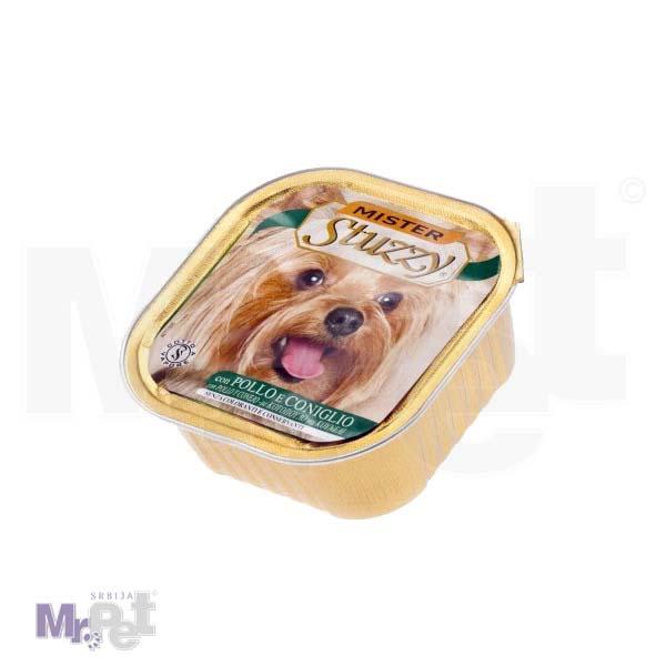 STUZZY Mister Dog hrana za pse piletina I zečetina