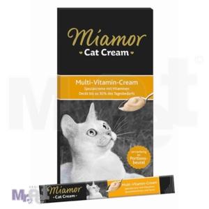 Miamor pasta za mačke multivitamin 6 x 15 g