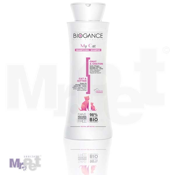 Biogance šampon za mačke My Cat 250 ml
