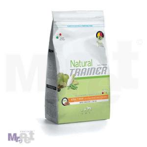 TRAINER Natural hrana za pse Adult MAXI piletina, pirinač i Aloe Vera