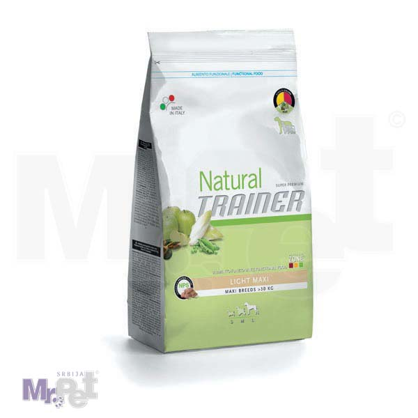 TRAINER Natural hrana za pse Light Maxi