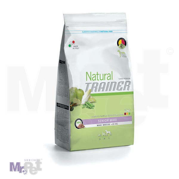 TRAINER Natural hrana za pse Senior Maxi