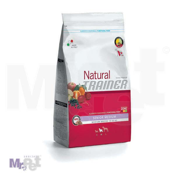TRAINER Natural hrana za pse Senior Medium