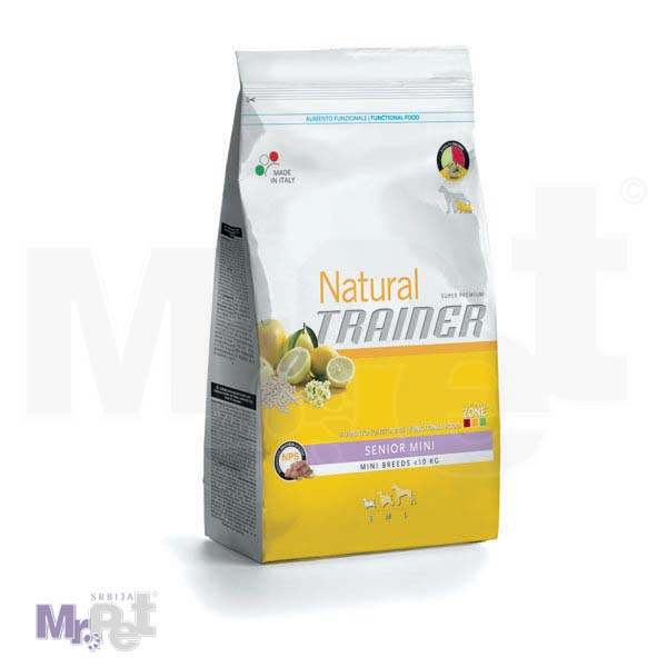 TRAINER Natural hrana za pse Senior Mini