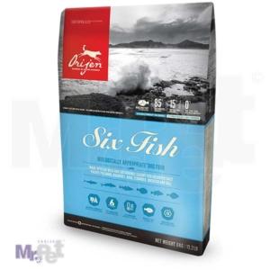 Orijen Six Fish hrana za pse