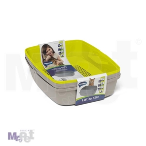 OPEN LITTER BOX LIFT TO SIFT MOD AA70 0330 MODERNA SLEEVE