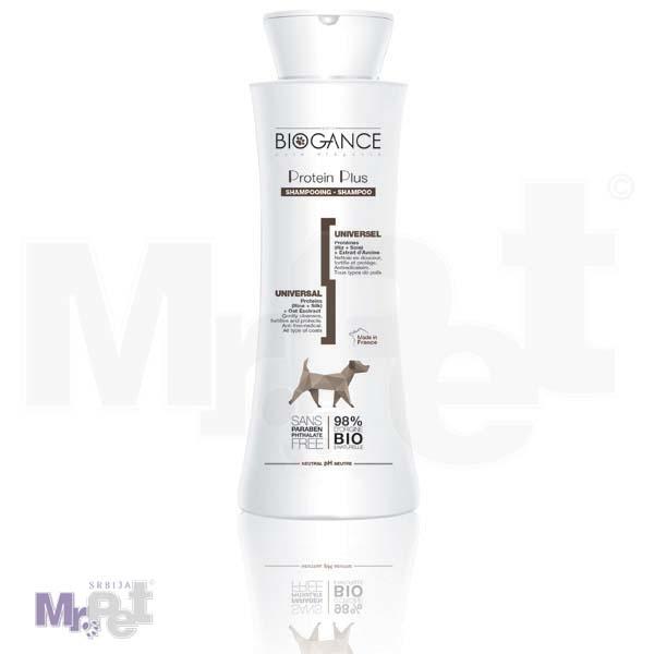 Biogance hranljivi šampon Protein Plus