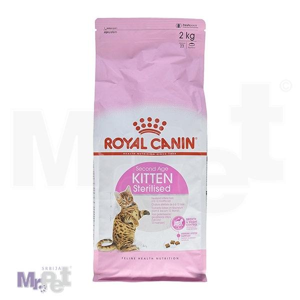 ROYAL Canin hrana za mačke KITTEN STERILISED