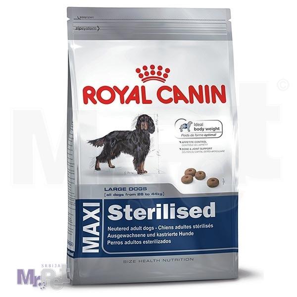 ROYAL Canin hrana za pse MAXI STERILISED