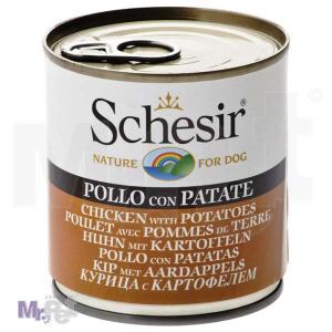 SCHESIR DOG hrana za pse piletina i krompir 285 g