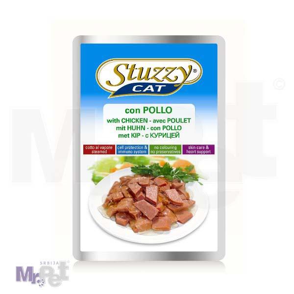 STUZZY Cat hrana za mačke preliv piletina
