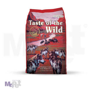 TASTE of the WILD hrana za pse Southwest Canyon Canine (meso divlje svinje)