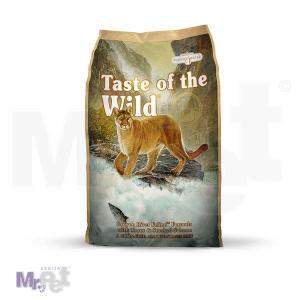 TASTE of the WILD hrana za mačke Canyon River Feline (pastrmka i dimljeni losos)