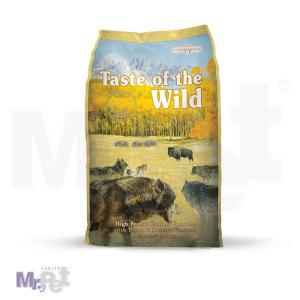 TASTE of the WILD hrana za pse High Prairie Canine (srna i bizon)