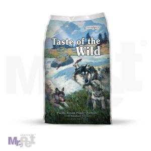 TASTE of the WILD hrana za pse Pacific Stream Puppy (dimljeni losos i riba)