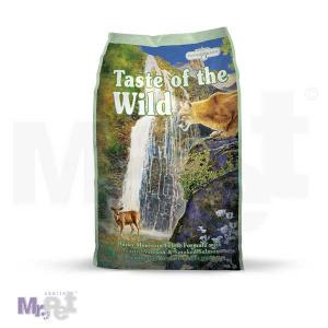 TASTE of the WILD hrana za mačke Rocky Mountaine Feline (pečena srna i dimljeni losos)