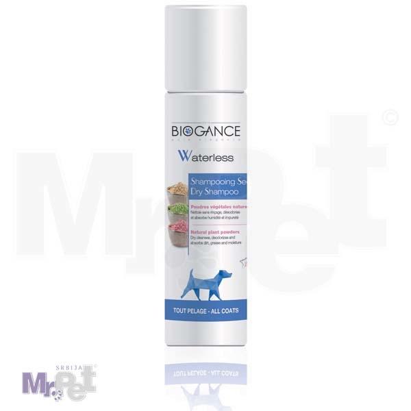 Biogance šampon za suvo pranje Waterless