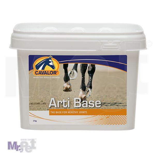 CAVALOR dodatak ishrani za konje ARTRI BASE 2 kg