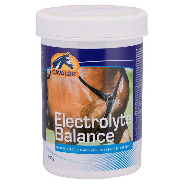 CAVALOR elektroliti za konje ELECTROLYTE BALANCE 800 g