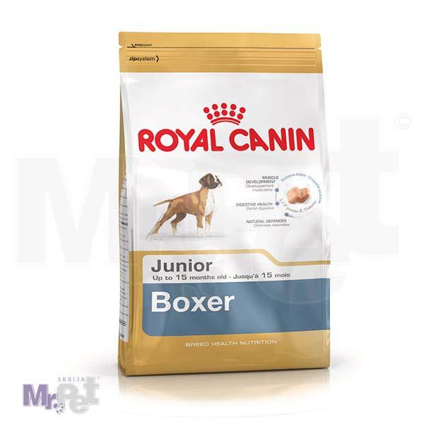 ROYAL Canin hrana za pse BOXER JUNIOR