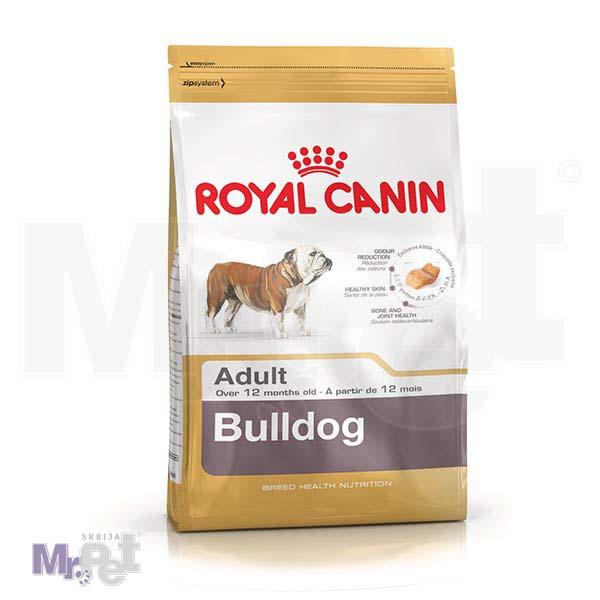 ROYAL Canin hrana za pse BULLDOG
