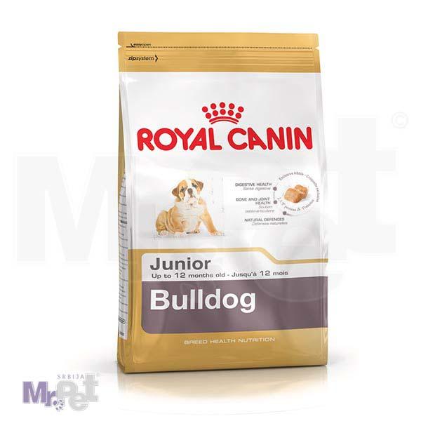 ROYAL Canin hrana za pse BULLDOG JUNIOR