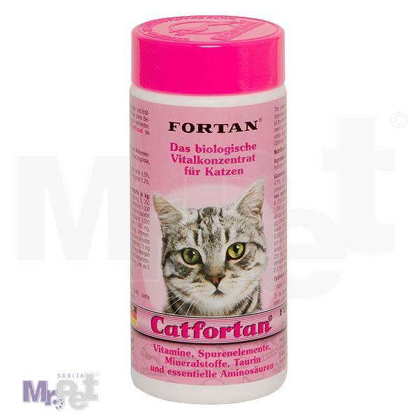 FORTAN dodatak ishrani za mačke CAT-Fortan, 300 g (600 tab.)