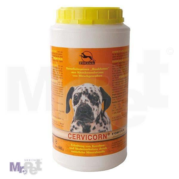 FORTAN dodatak ishrani za pse Cervicorn, 600 g