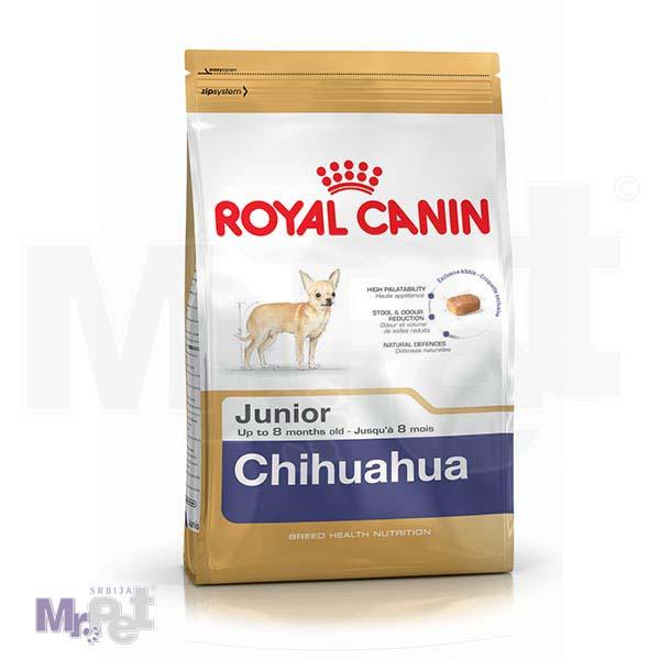 ROYAL Canin hrana za pse CHIHUAHUA JUNIOR