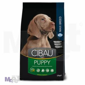 CIBAU Superpremium hrana za pse Puppy Maxi