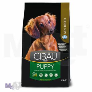 CIBAU Superpremium hrana za pse Puppy Mini