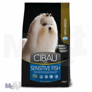 CIBAU Superpremium hrana za pse Fish Sensitive Mini