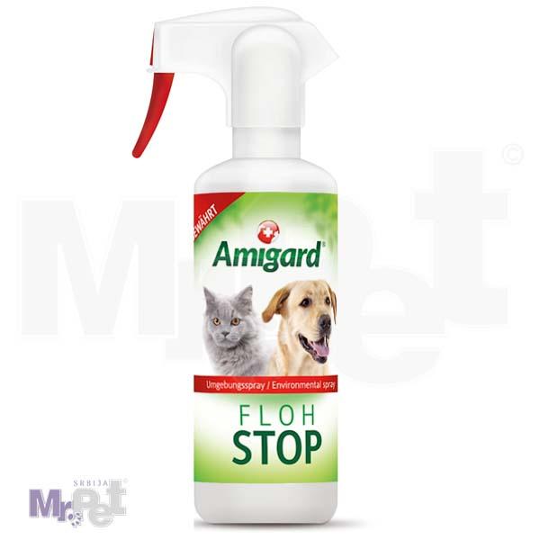AMIGARD sredstvo protiv buva i krpelja Bio-Insect-Shocker, 500 ml