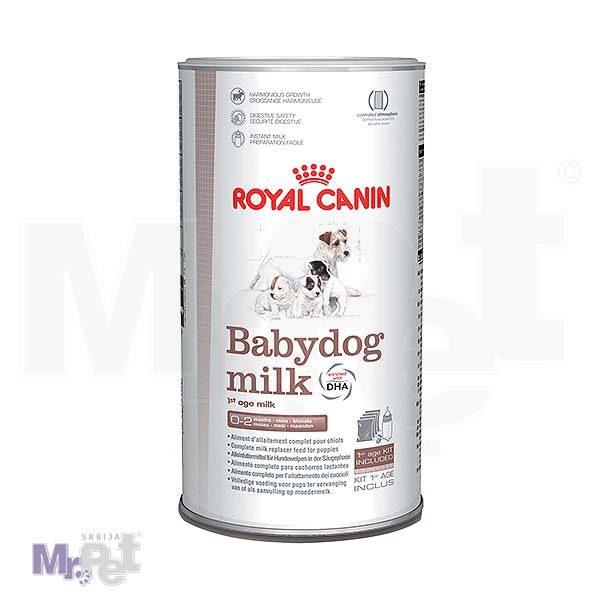 ROYAL Canin mleko u prahu za štence VetCare BABY DOG milk 400 g