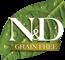 Natural & Delicious Grain Free
