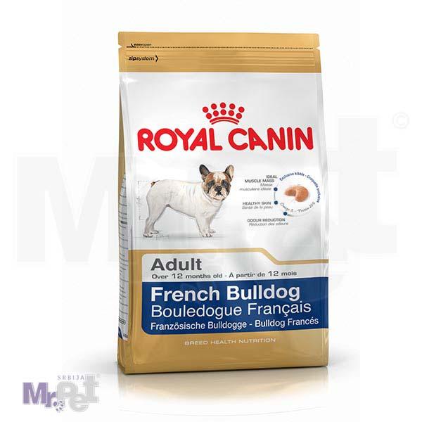 ROYAL Canin hrana za pse FRENCH BULLDOG
