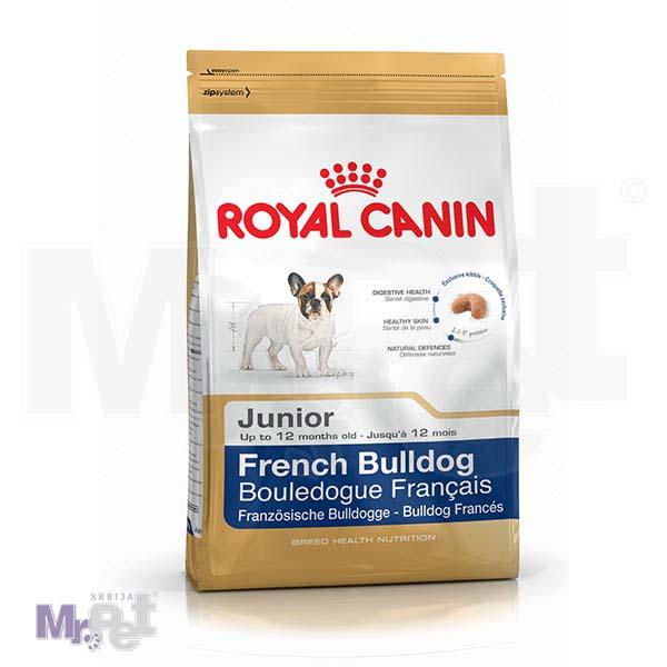 ROYAL Canin hrana za pse FRENCH BULLDOG JUNIOR