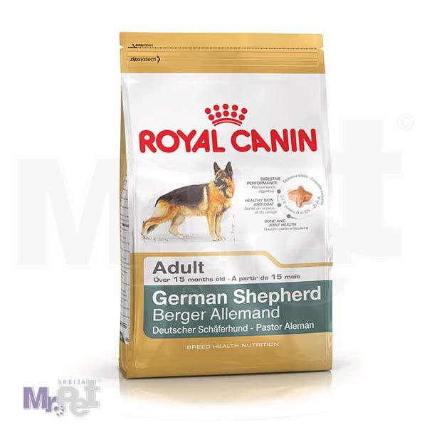 ROYAL Canin hrana za pse GERMAN SHEPHERD 24