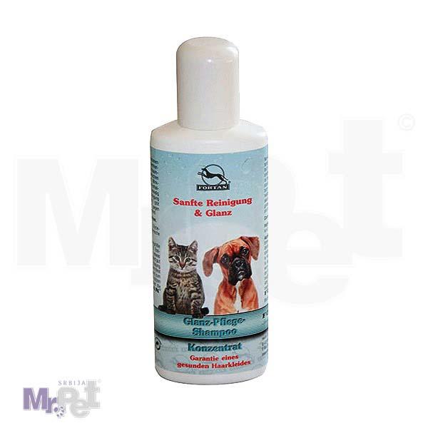 FORTAN šampon za osetljivu kožu, 125 ml Glanz-Pflege