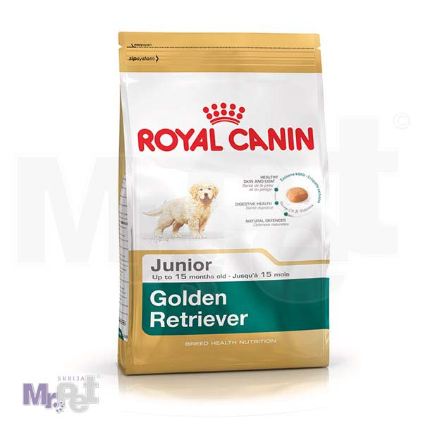 ROYAL Canin hrana za pse GOLDEN RETRIEVER JUNIOR