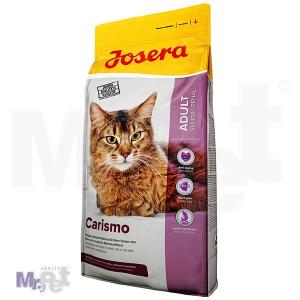 JOSERA hrana za mačke Carismo, za starije mačke i mačke sa hr. oboljenjem bubrega 10 kg
