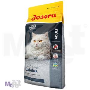 JOSERA hrana za mačke Catelux, hrana za vašeg sladokusca koji je sklon stvaranju kuglica dlake 10 kg