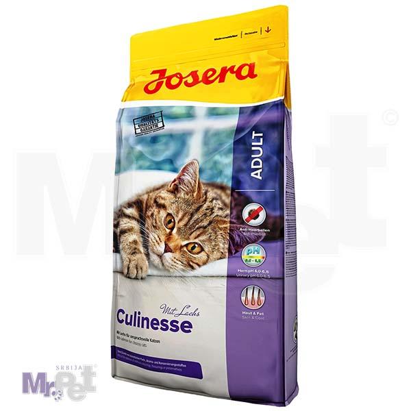 JOSERA hrana za mačke Culinesse, vaša odrasla izbirljiva mačka 10 kg
