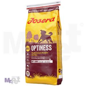 JOSERA hrana za pse Optiness, velike hrana bez kukuruza i smanjenim nivoom proteina 15 kg