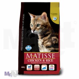 MATISSE hrana za mačke Adult piletina & pirinač