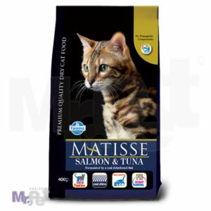MATISSE hrana za mačke Adult losos & tunjevina