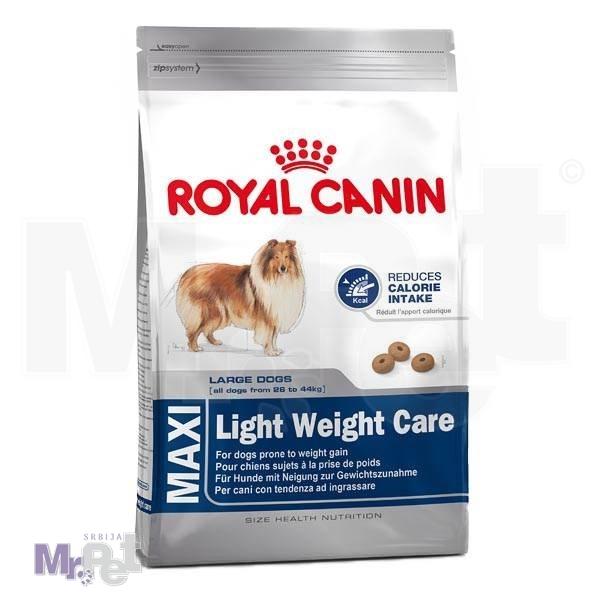 ROYAL Canin hrana za pse MAXI LIGHT WEIGHT CARE