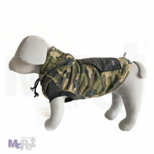 "13th Dog® dukserica za pse ""Military Basic"""
